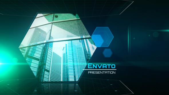 VideoHive Hex Business - Adobe After Effects Templates - .:After ...