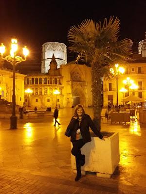Imagen Valencia, plaza de la Virgen y alrededores