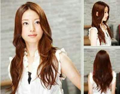 gaya rambut wanita kurus