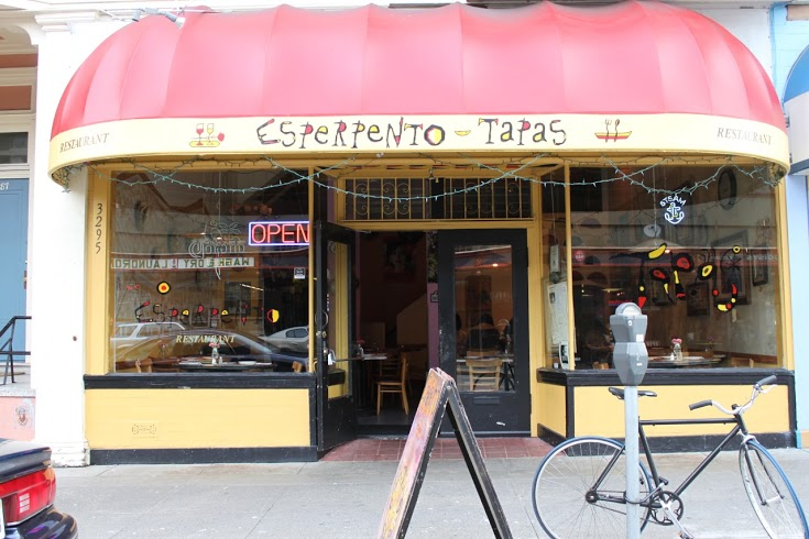 spanish restaurants in san francisco esperpento