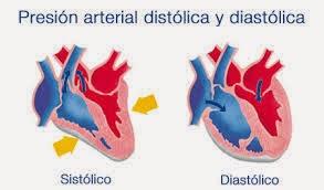 PRESION ARTERIAL INFORMATICA: PA Sistolica y PA Diastolica