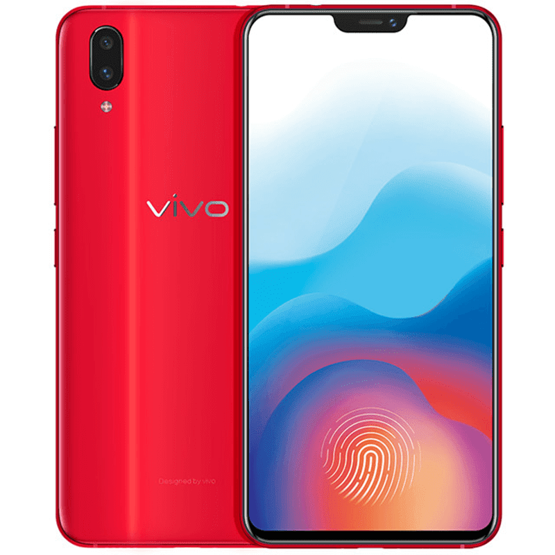 Vivo X21 and X21 UD with A.I. and In-Display fingerprint sensor announced!