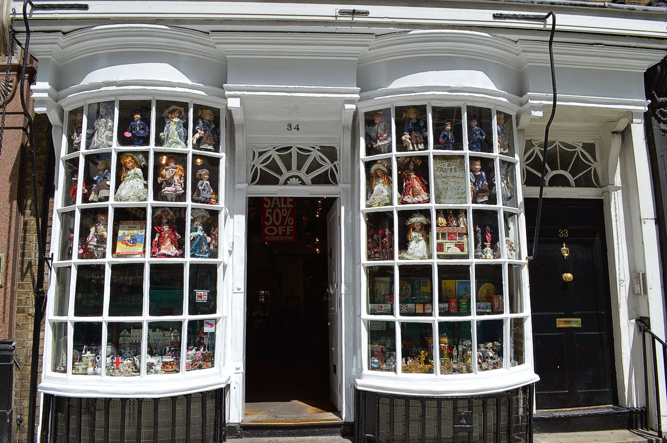 London 39 S Historic Shops And Markets 34 Haymarket Sw1y