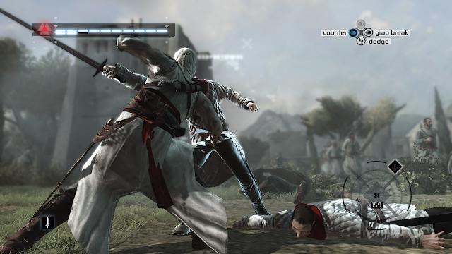 Screenshot Game Assassin's Creed 3