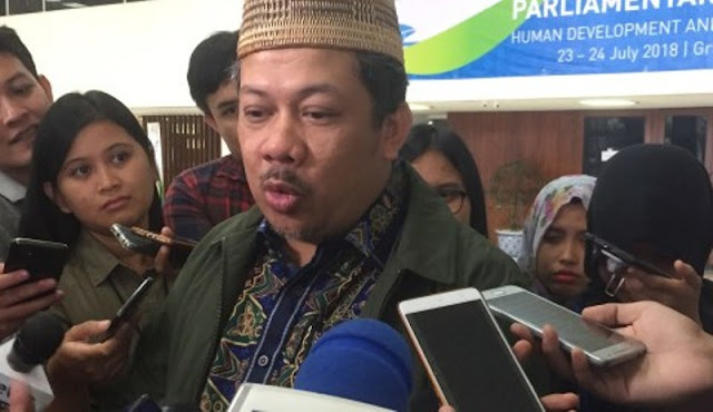 Fahri Hamzah Kritik Jokowi Soal Kasus Baiq Nuril
