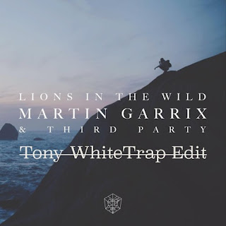 Martin Garrix x Tony White - Lions In The Wild (Heaven Trap Remix)