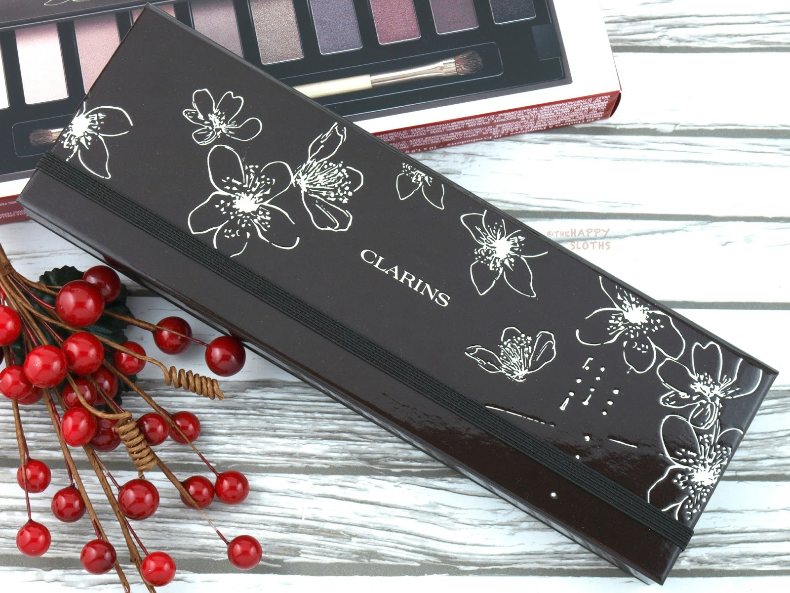 Clarins Holiday 2016 The Essentials Palette: Review and Swatches