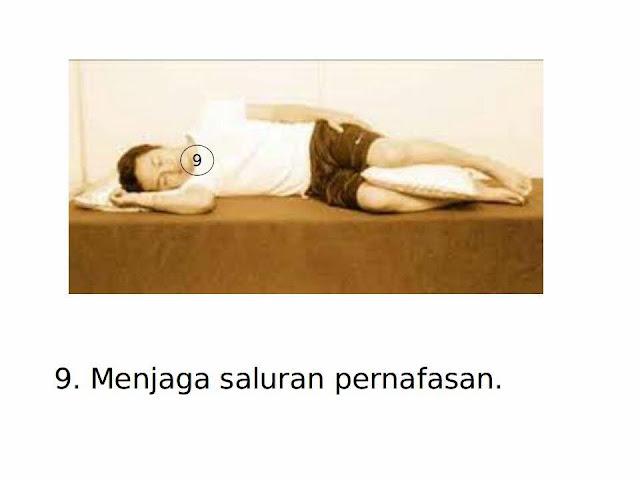 manfaat-Manfaat Tidur Miring ke Kanan-miring-kanan
