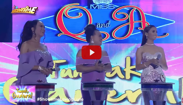 Watch It's Showtime Miss Q and A #ShowtimePUROKatatawanan February 27, 2018