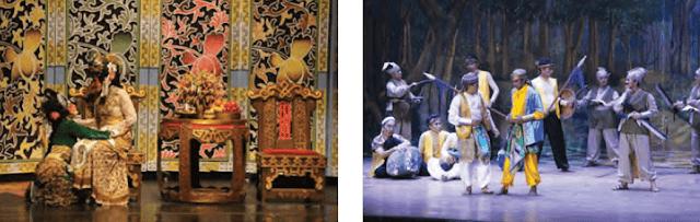 Konsep, Teknik, Prosedur, Pemeranan Seni Teater Modern