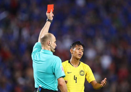 Tuyển Malaysia trả giá đắt sau trận thắng trước Thái Lan