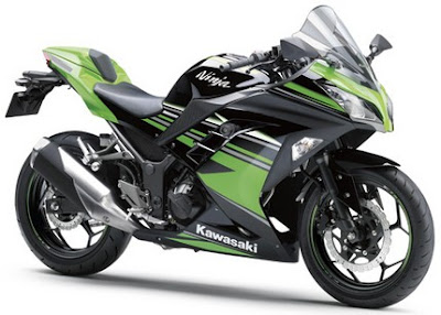 Harga Kawasaki Ninja 250 FI SE LTD