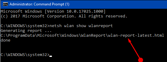 Ways To Generate WiFi History Report in Windows 10
