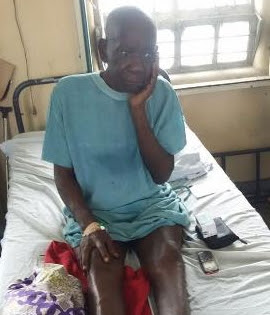 tunde alabi abandoned by family
