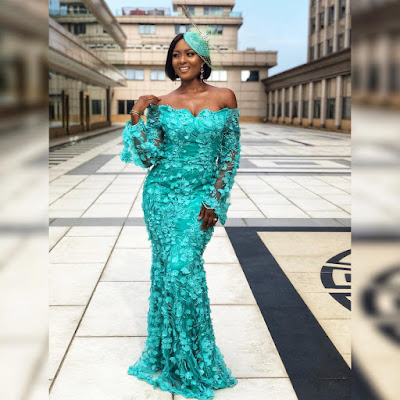 Osas Ighodaro Ajibade fashion and style looks