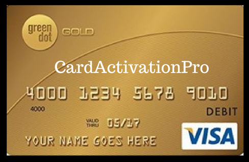 Green Dot Activate Green Dot Card Activation Guide Card