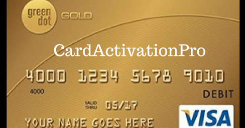 Green Dot Activate: Green Dot Card Activation Guide