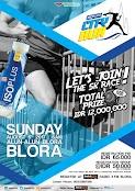 Isoplus City Run – Blora • 2017