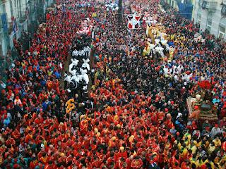 Carnevale in Piemonte