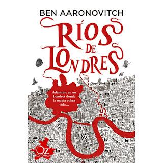 Ríos de Londres de Ben Aaronovitch