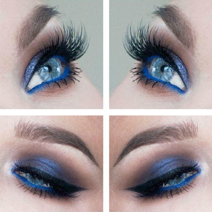 Favoloso Mylovecosmetics: Trucco occhi azzurri, consigli per valorizzare lo  MZ75