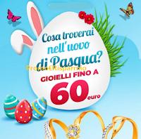 Logo Concorso di Pasqua: vinci gratis il tuo gioiello preferito fino a un valore di 60€ !