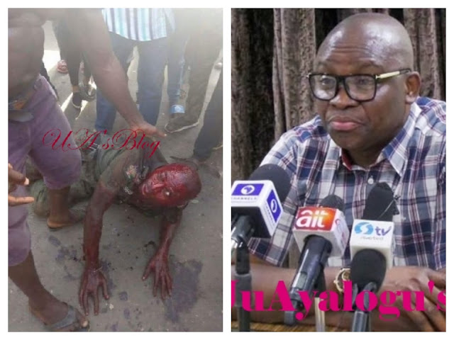 APC accuses Fayose of complicity in Bamidele shooting incident