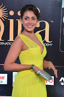 Madhu Shalini Looks Super Cute in Neon Green Deep Neck Dress at IIFA Utsavam Awards 2017  Day 2  Exclusive (12).JPG