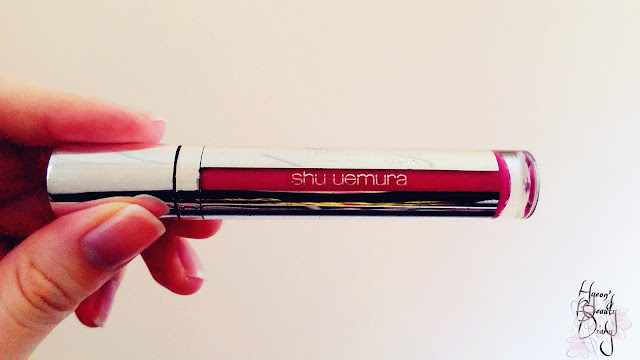 Review; Shu Uemura's Tint In Gelato Lip and Cheek Color AT02