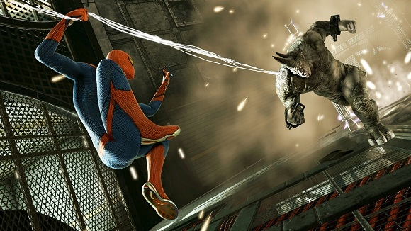 The Amazing Spiderman PC Full Version Screenshot 1