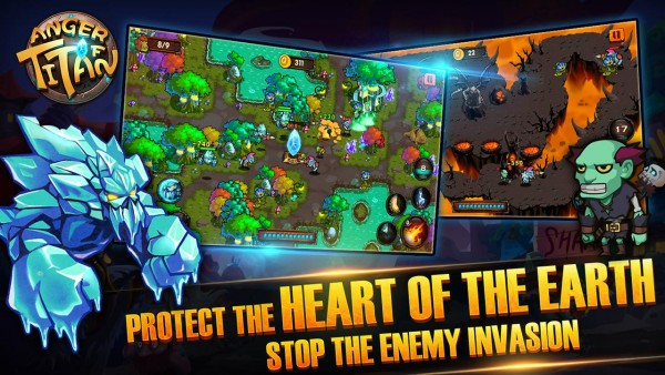 Age Of Titans: War Mod APK