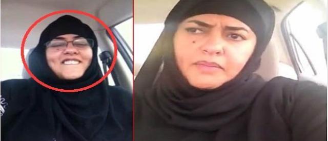 عاجل....بالفيديو ناشطة كويتية تهدد الفنانة أحلام أمام آلاف المتابعين!!