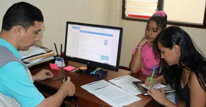 PRONABEC: Interesados en Beca 18 deben acreditar situación de pobreza según SISFOH [VIDEO] www.pronabec.gob.pe