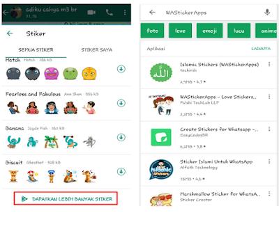 Cara menampilkan semua koleksi stiker di whatsapp √  Baru Update! Beginilah Cara Menampilkan Semua Koleksi Stiker Di Whatsapp