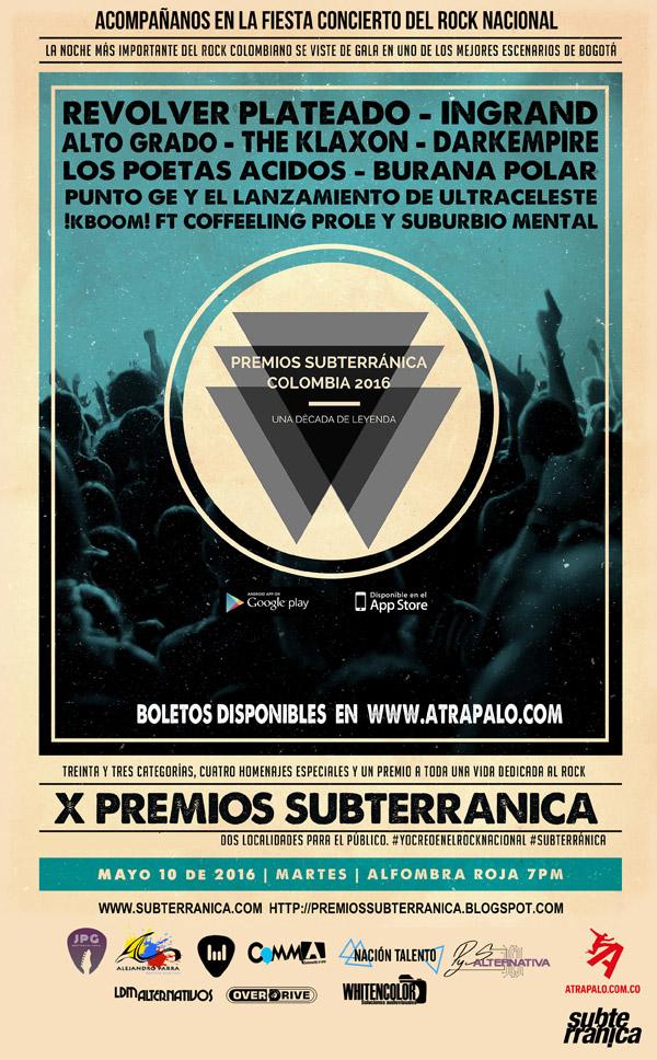 Premios-Subterránica