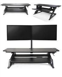 Volante heavy duty ergonomic workstation