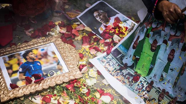 Dukun Bantu Peru Lolos ke Piala Dunia 2018