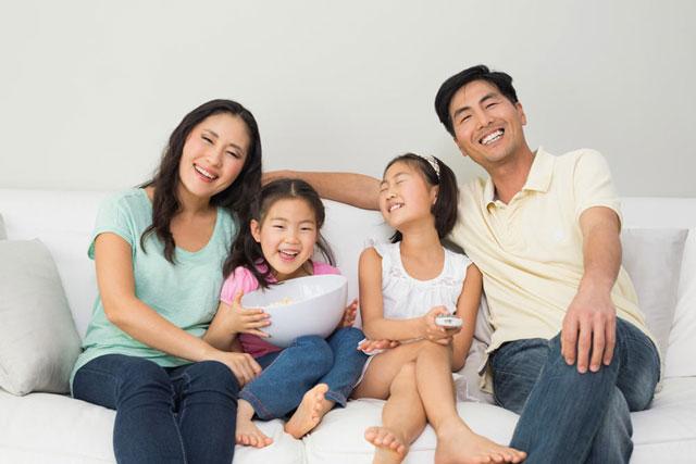 Relasi dengan keluarga terjaga