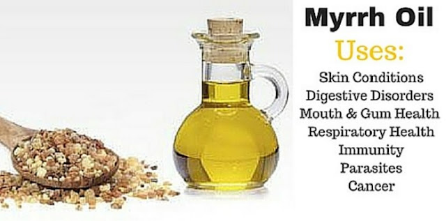 Myrrh Oil for Diabetes mellitus