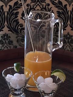 Fresh Orange Margarita