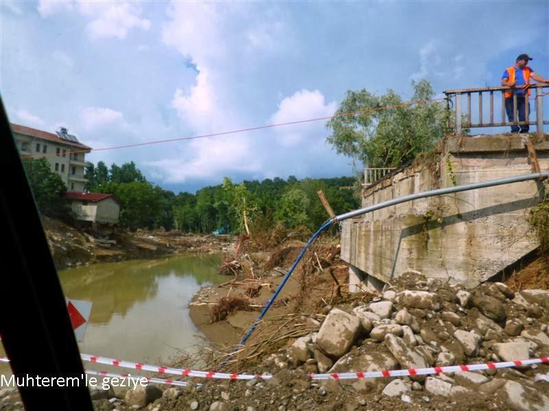 Ayancık Tarakçı Köyü Gebelit Köprüsü