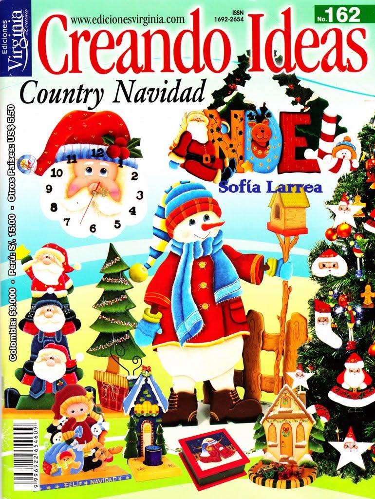 60a402de765 Revistas navidad manualidades gratis