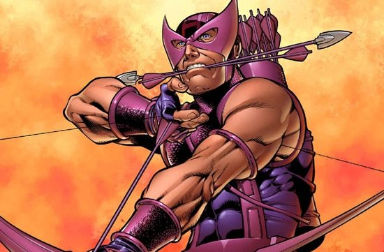 hawkeye marvel comics