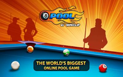 لعبة 8Ball Pool بسهم طويل