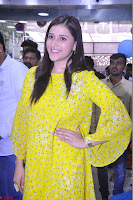 Mannara Chopra Looks Cute in Yellow Salwar Suit ~  Exclusive 38.JPG