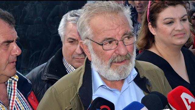 Σύσκεψη των αγροτών της Πελοποννήσου με ομιλητή τον Βαγγέλη Μπούτα στη Μεσσήνη