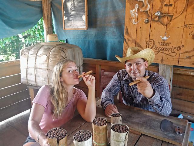 À la découverte du cigare de Vinales (Cuba)