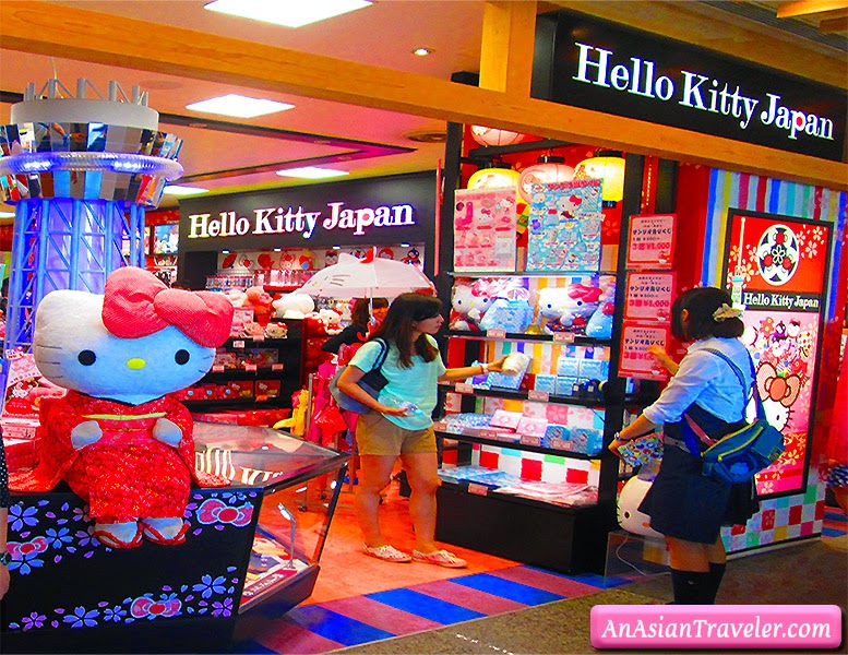 hello kitty japan store