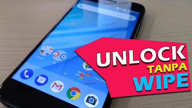 Lakukan Hal ini Jika Ingin Unlock Bootloader di Xiaomi Mi A1 Tanpa Wipe Internal Data