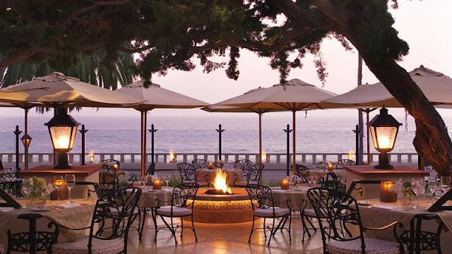 Noite nos restaurantes em Santa Bárbara